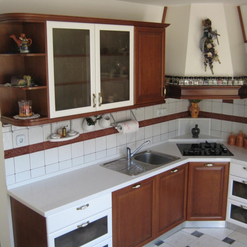rustikalni stil kuhinje