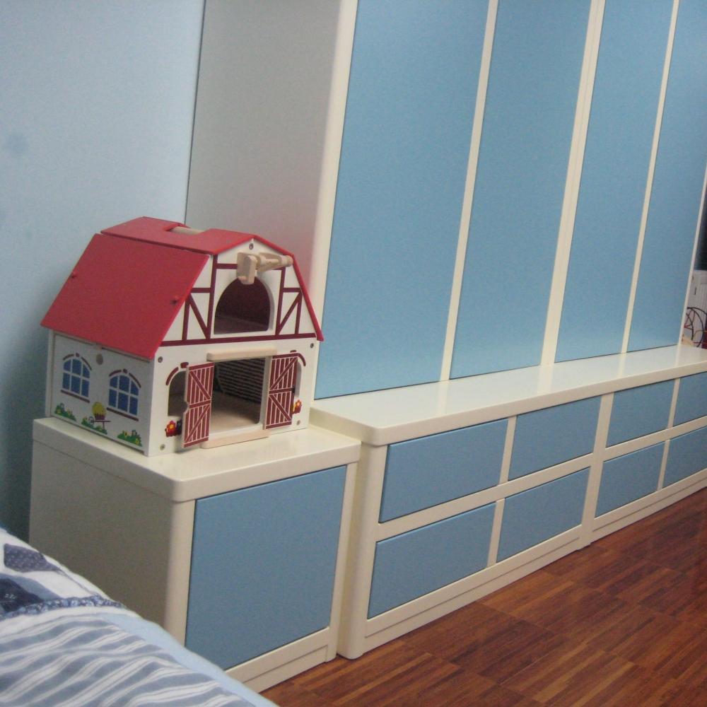 barvana otroška soba
