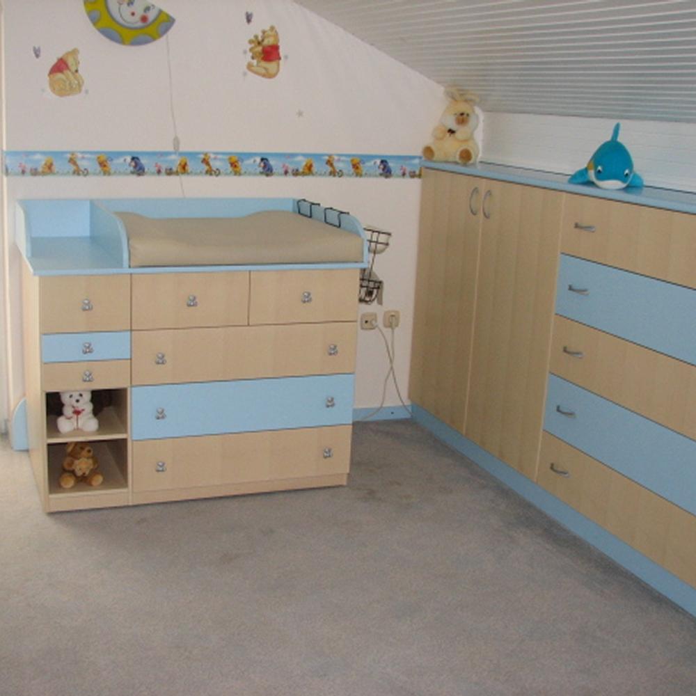oprema prostora za dojenčka